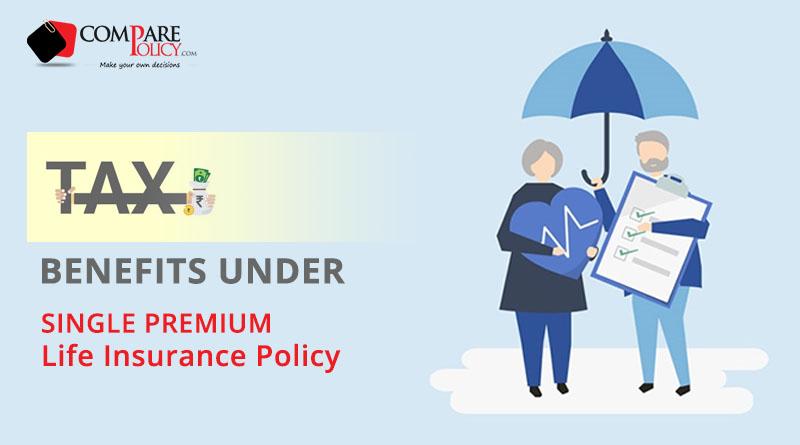 Tax Benefits under Single Premium Life Insurance Policy ...