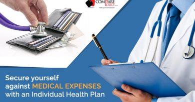 Individual health insurance plans