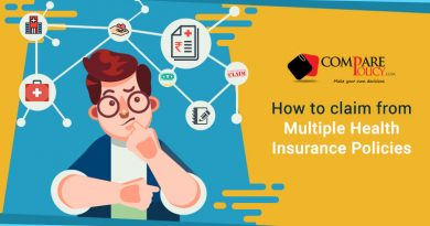 How to claim from multiple health insurance plans
