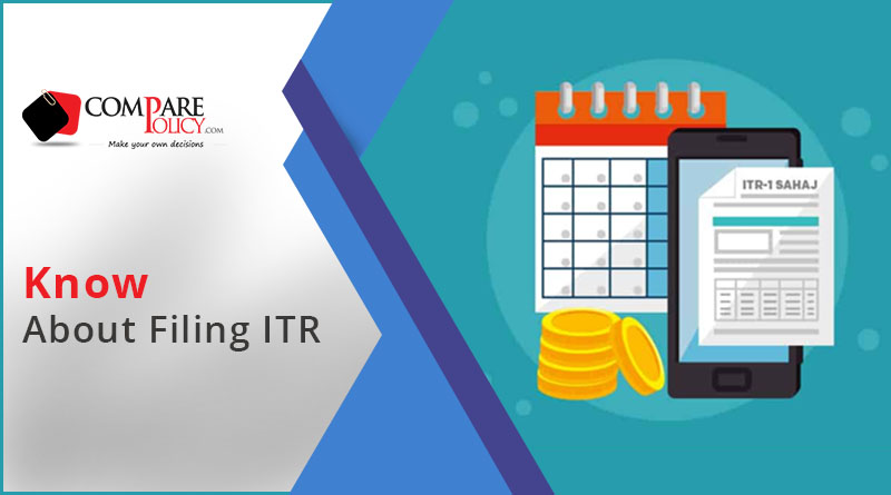 Filing An Income Tax Return For Fy 2018 19 Comparepolicy Com
