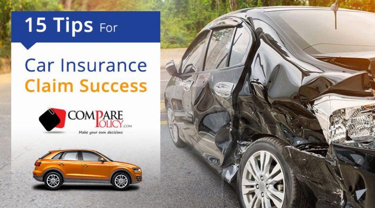 15 Tips for Car Insurance Claim Success - ComparePolicy.com