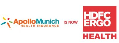 Apollo Munich is Now HDFC ERGO Health