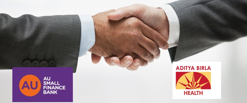 AU Small Finance Bank to partner Aditya Birla Health Insurance
